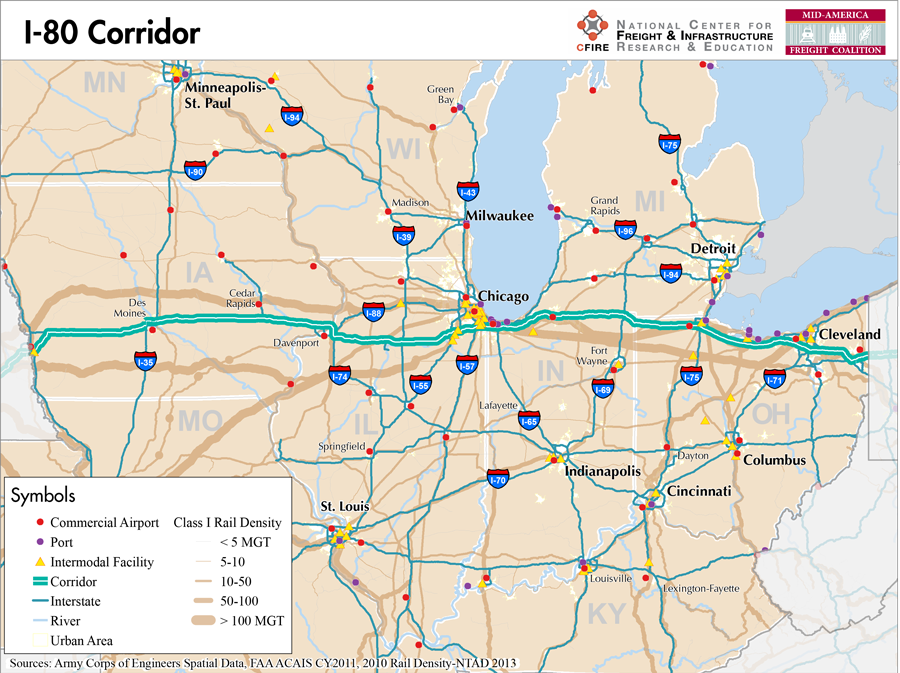 I-80 – Mid-America Freight Coalition