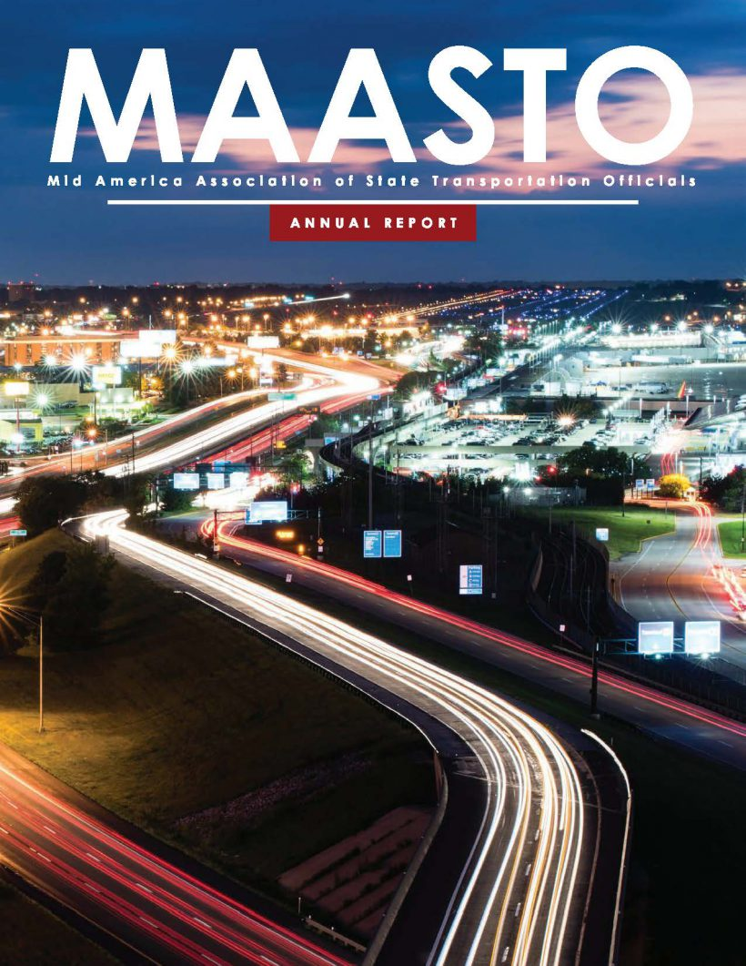MAASTO 2018 Annual Report – Mid-America Freight Coalition