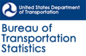 Bureau of Transportation Statistics logo
